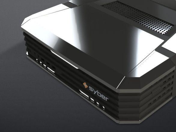 Console Steam Machine Syber