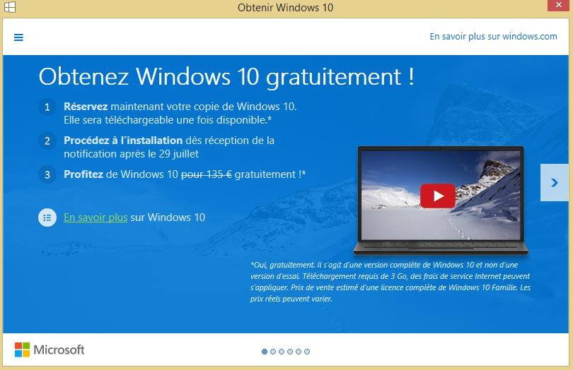 Windows 10 prix