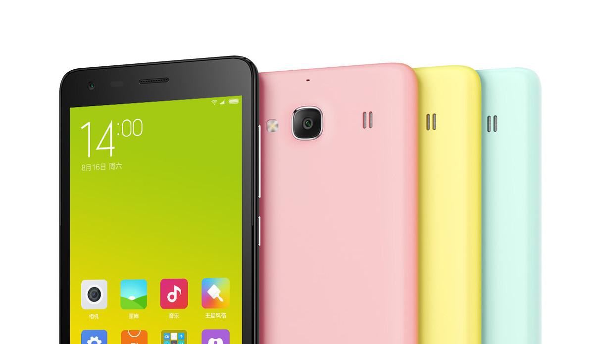 Redmi 2A Xiaomi Lance Un Smartphone A Seulement 80