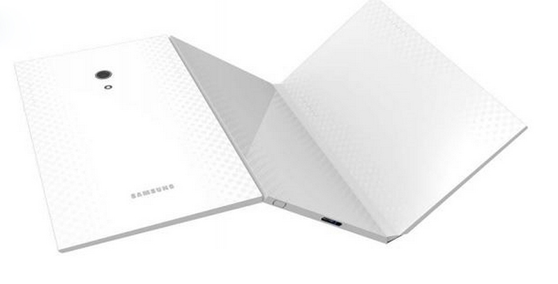 samsung smartphone tablette pliable