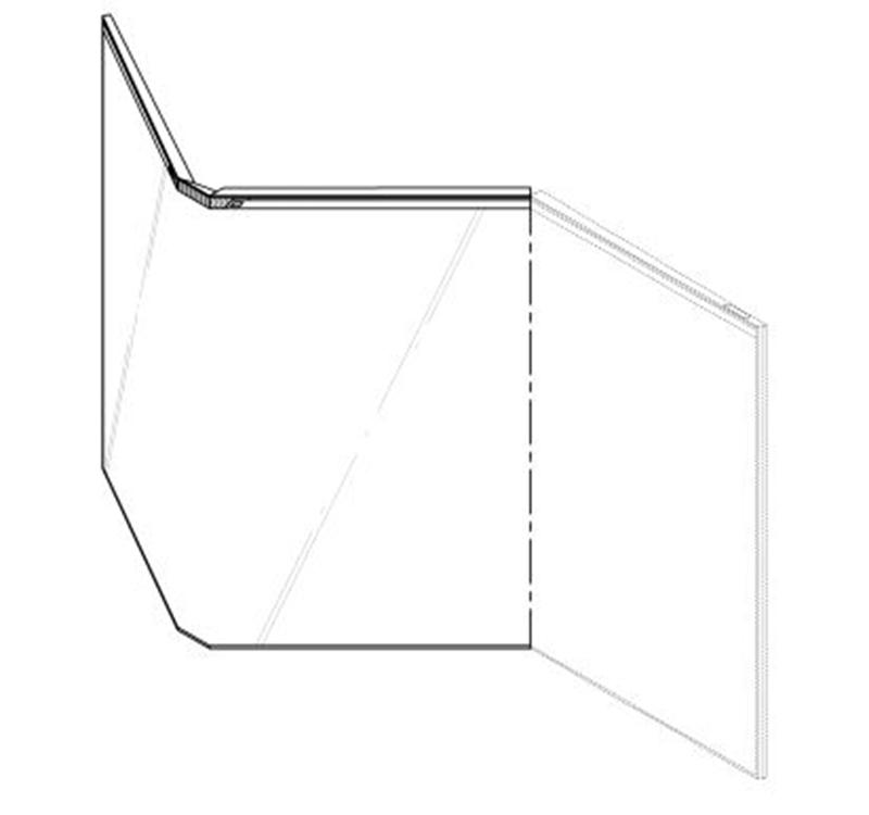 samsung tablette pliable schema