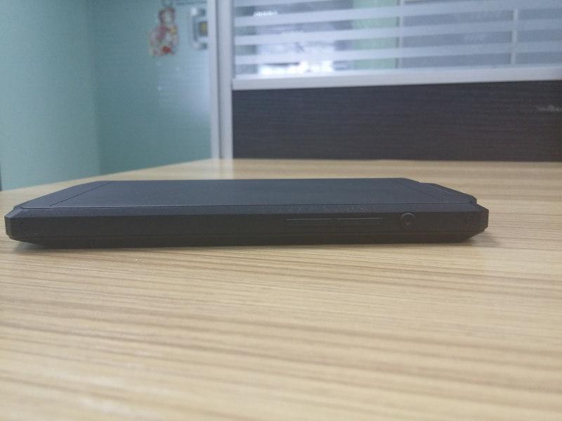 smartphone batterie 1000 mah prototype maquette oukitel
