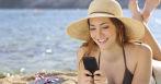 smartphone risque soleil