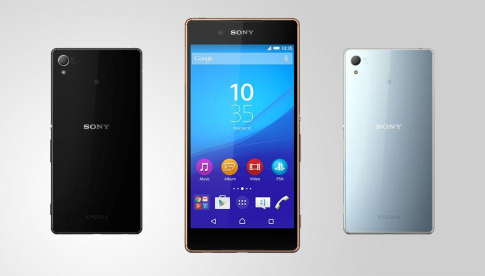 Sony Xperia Z3+ Snapdragon 810