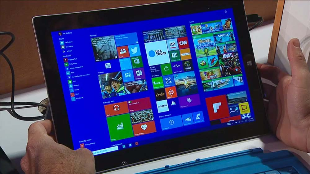 windows 10 gratuit xp