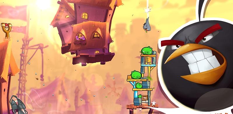 Angry Birds 2 bomb