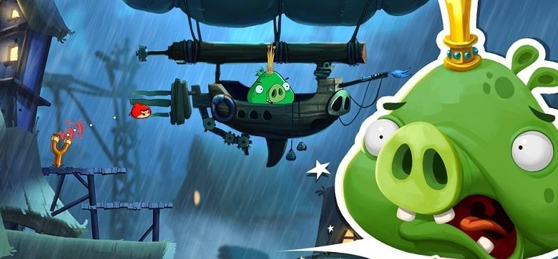 Angry Birds 2 piggie