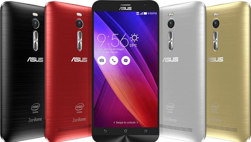 Asus Zenfone 2 Windows 7