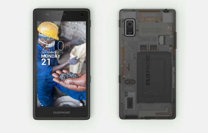 Fairphone 2 assemble pre-commande