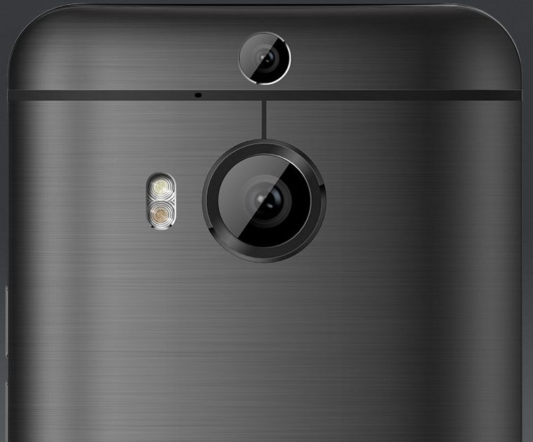 HTC One M9+ appareil photo