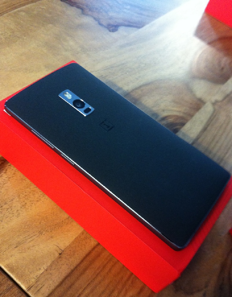 OnePlus2 presntation Paris APN
