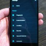 OnePlus 2 reglages