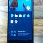 OnePlus2 présentation OS gauche