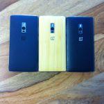 OnePlus 2 smartphones
