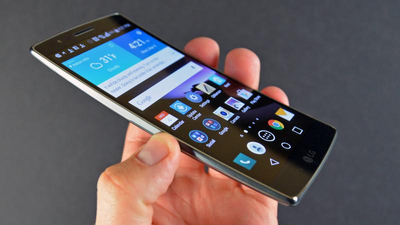 LG investissement écran flexible