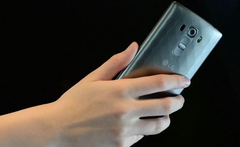 LG G4s camera
