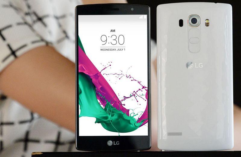 LG G4s officiel