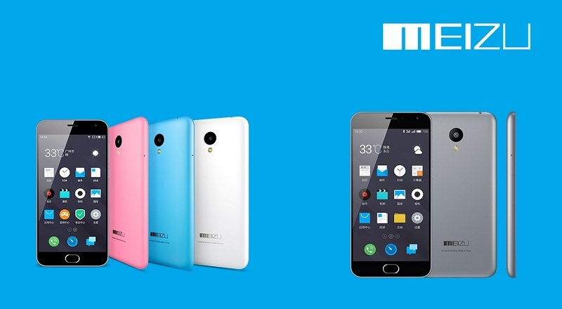 Meizu M2 officiel