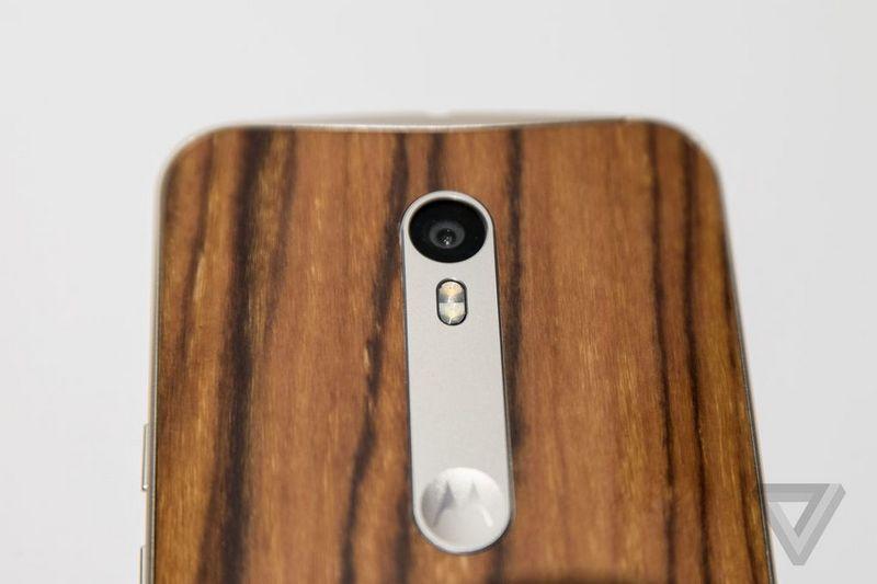 Moto X Style camera