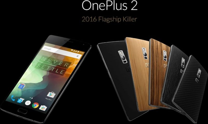 OnePlus 2 Snapdragon 810 tests