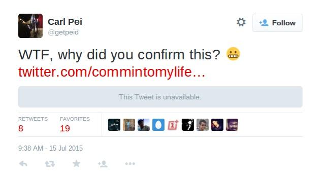 OnePlus 2 dual sim tweet
