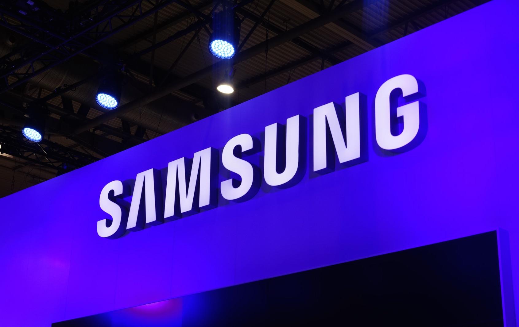 Samsung chute bourse