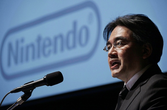 Satoru Iwata Nintendo jeux mobile free-to-play
