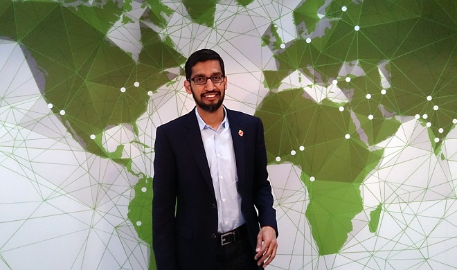 Sundar Pichai Google Smartphones Android addiction