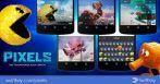 Swiftkey Pixels film clavier skins
