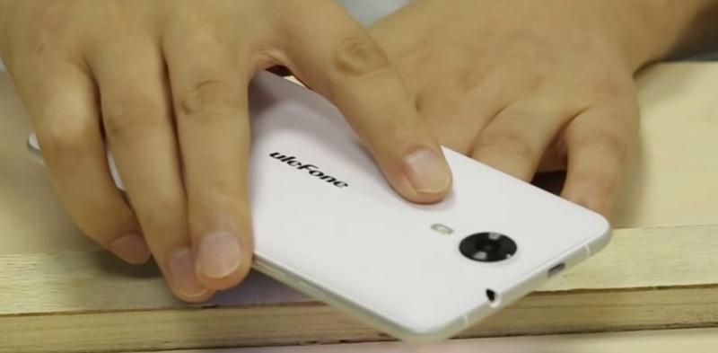 Ulefone Be Touch 2 résistant clou