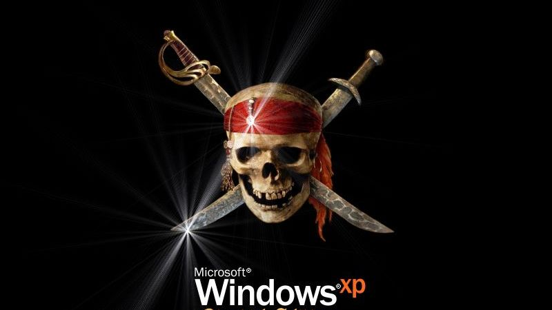 Windows XP vulnerable