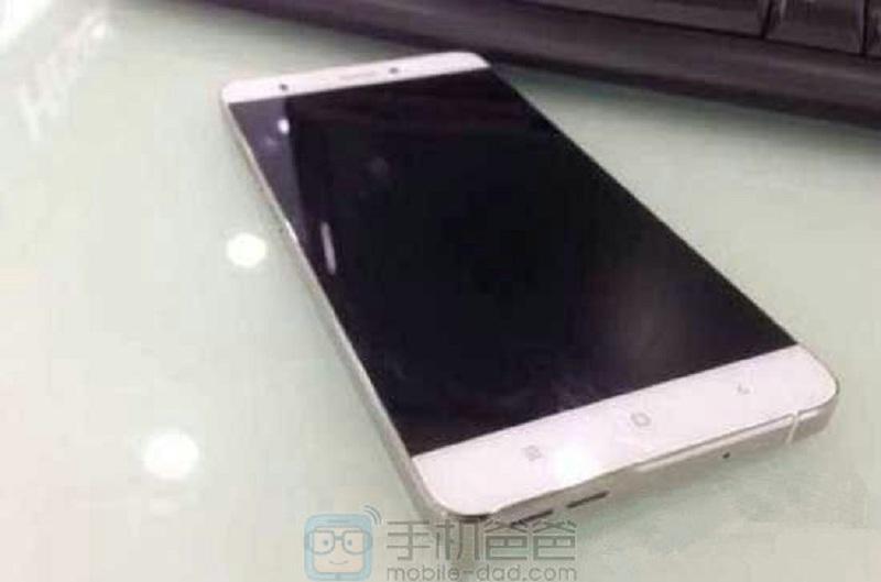 Xiaomi Mi5 fuite photo