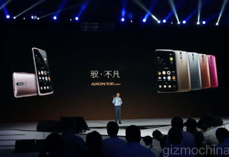 ZTE Mini premier smartphone Force Touch conference