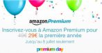 amazon premium day fete 20 ans