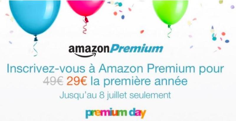 amazon premium day fete 20 ans