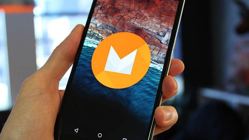 Android M numero version