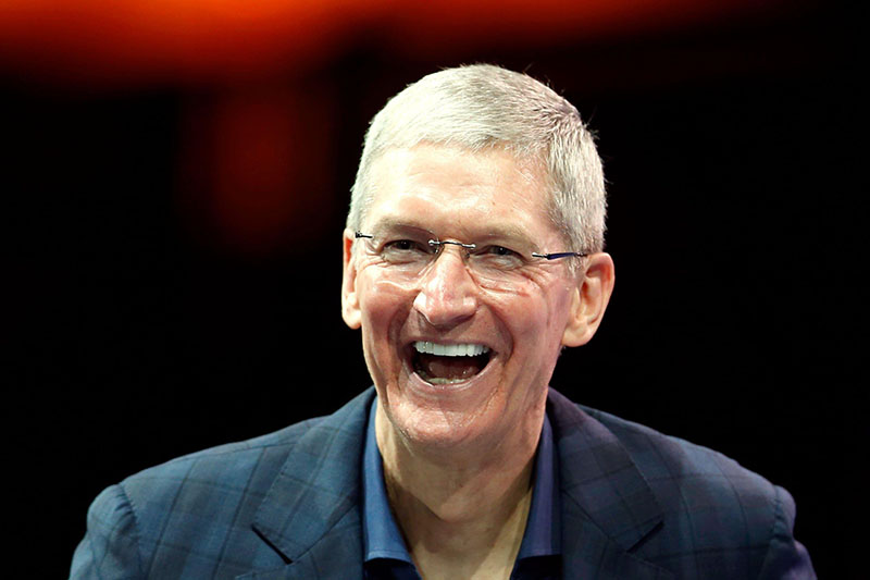 apple iphone domine concurrents android