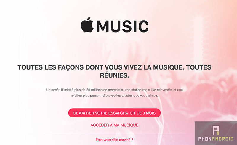 apple music test