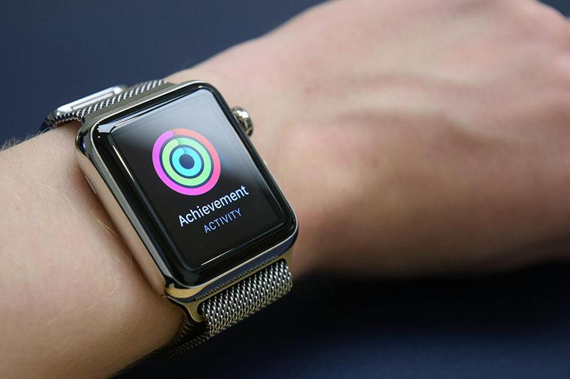 apple watch 75 pourcent ventes
