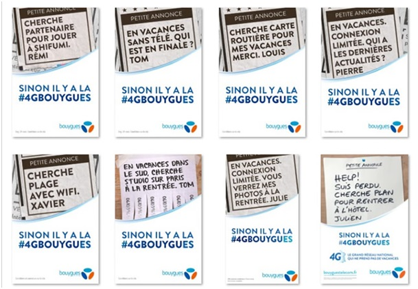 Bouygues Telecom Free