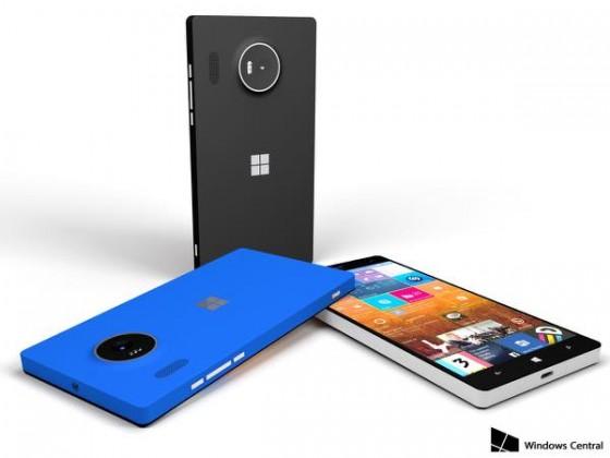 Nokia 950 950XL objectifs rendus  1