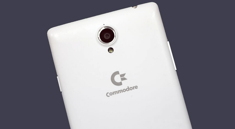 Commodore PET smartphone émulateur Android Lollipop appareil photo