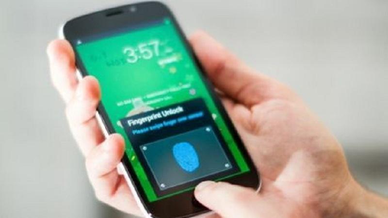 Sonavation scanner empreinte Gorilla Glass