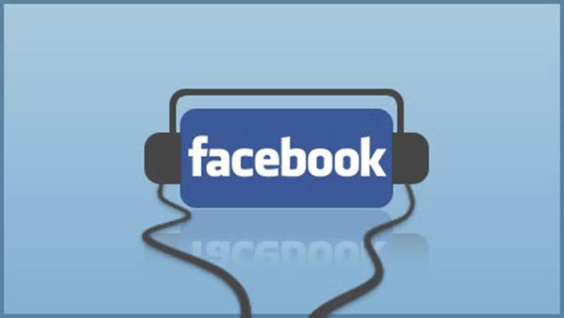 facebook musique
