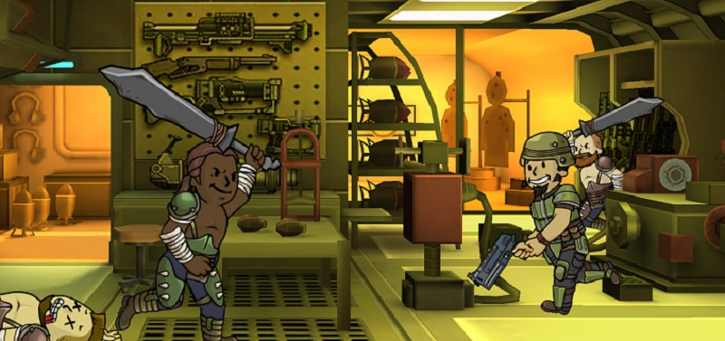 Fallout Shelter Android app