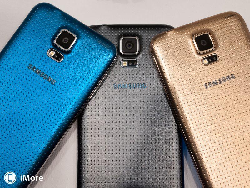 Galaxy S5 dos