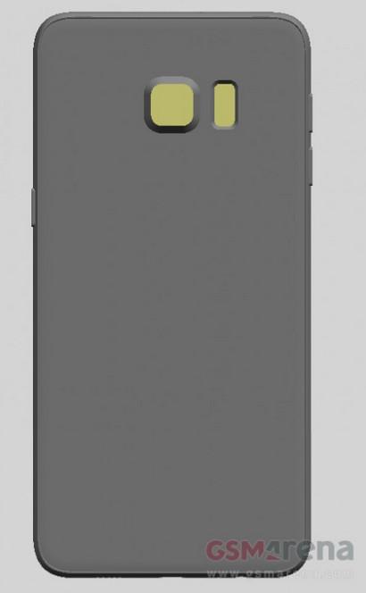 Galaxy S6 Edge Plus appareil photo