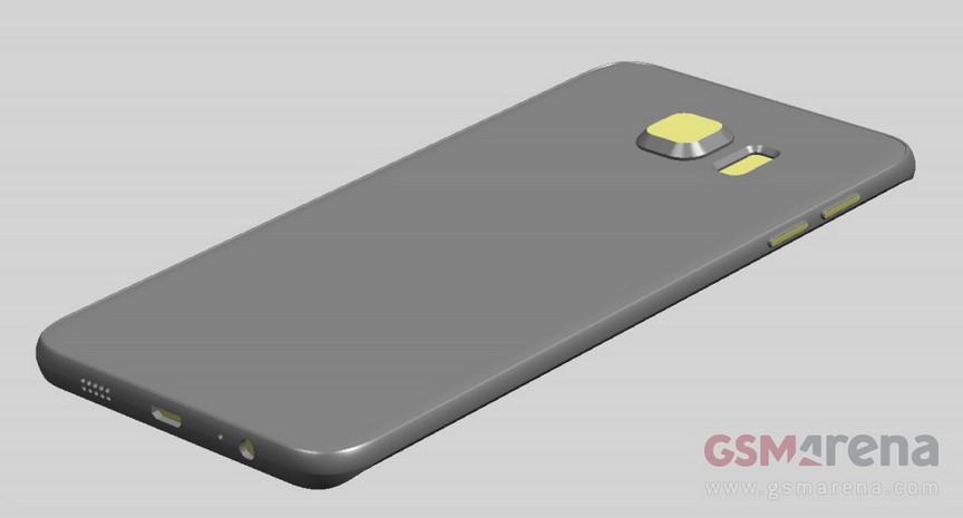 Galaxy S6 Edge Plus tranche