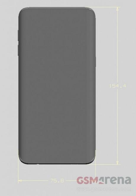 Galaxy S6 Edge Plus dimensions