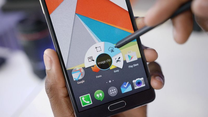 Galaxy Note 5 batterie